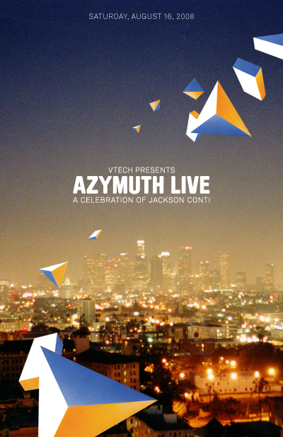 Vtech presents: Azymuth Live