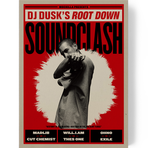 DJ Dusks Root Down Sound Clash DVD