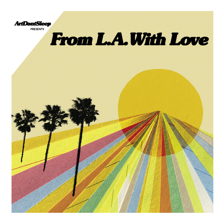 From LA With Love LP