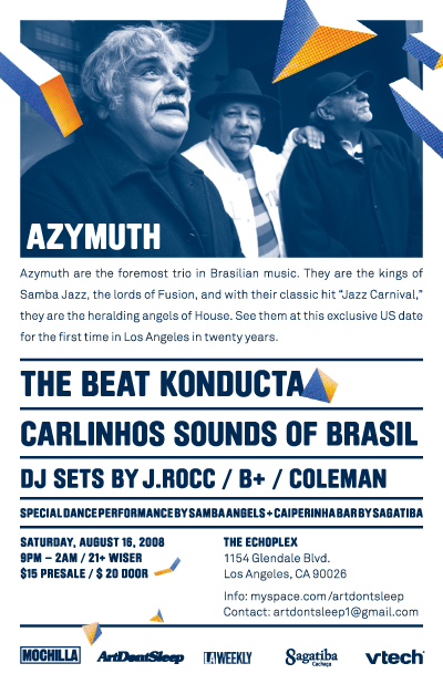 Azymuth - Live at The Echoplex