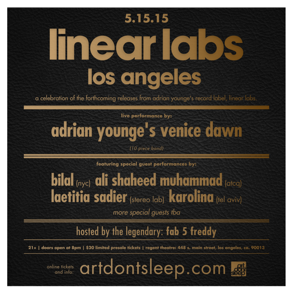 ArtDontSleep - Linear Labs-Los Angeles - 5x5 Back