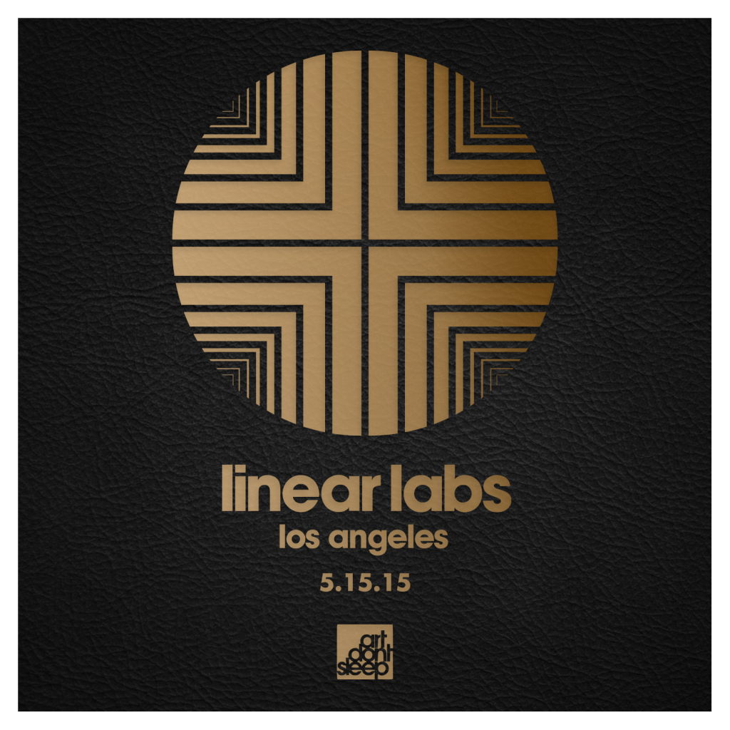 ArtDontSleep - Linear Labs-Los Angeles - 5x5 Front